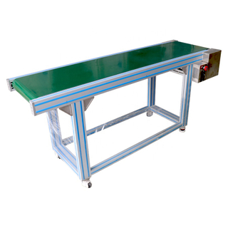 Factory custom made aluminium conveyor machine/packing machine conveyor/conveyor for restaurant